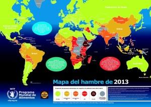 Mapa de FAO. Todos los derechos reservados