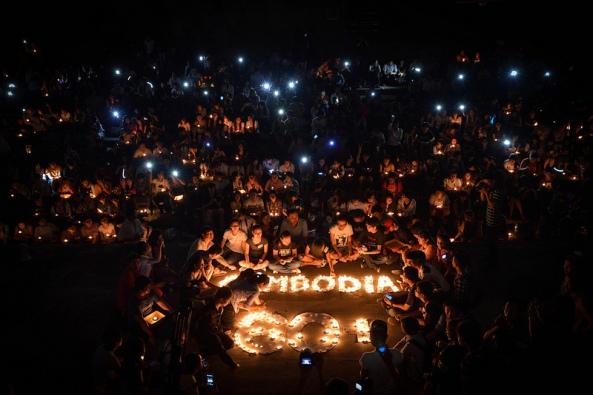 Camboya |foto por: Earth Hour|Algunos derechos reservados