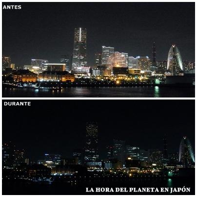 Japón. |Fotos por: Earth Hour |Algunos derechos reservados