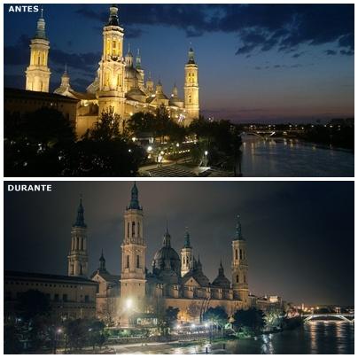 Basílica del Pilar en Zaragoza, España. |Fotos por: Alexandro Lacadena y Juanedc |Algunos derechos reservados.