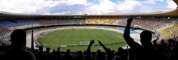 Estadio de Maracaná, Río de Janeiro. |Foto por: Iko|Algunos derechos reservados